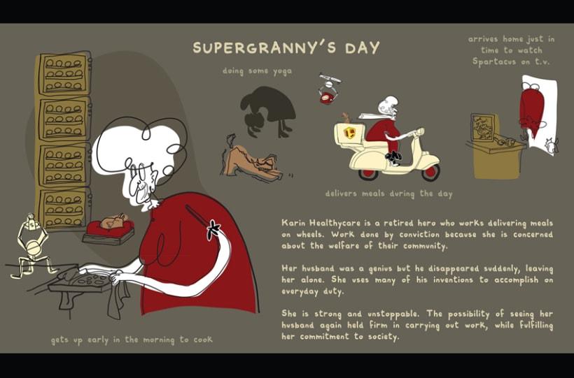 Supergranny 3