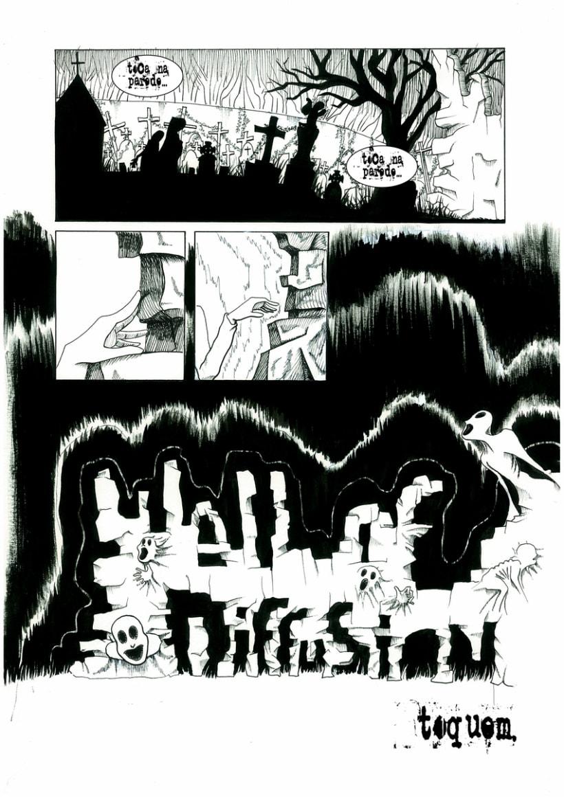 Wall of Diffusion 5