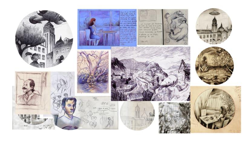 Bocetos 4