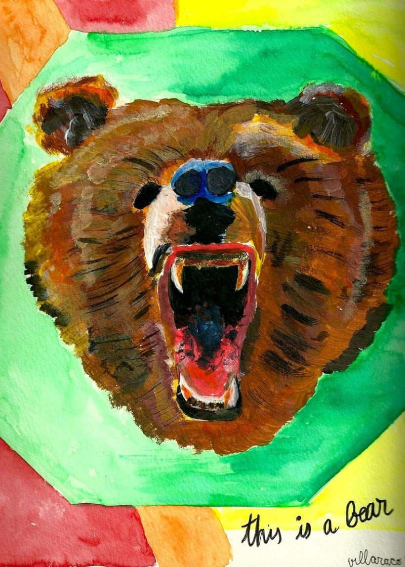 Esto es un oso. Goarrrr 1