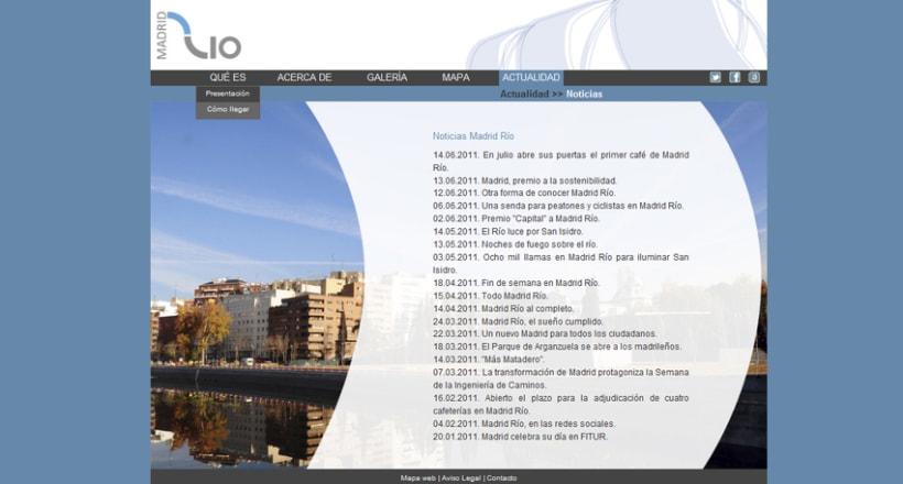 Web Madrid Río 5