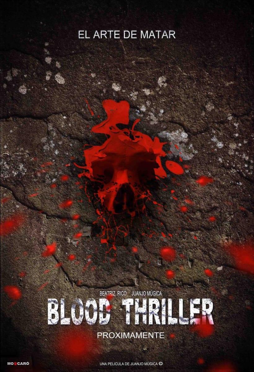BLOOD THRILLER 1