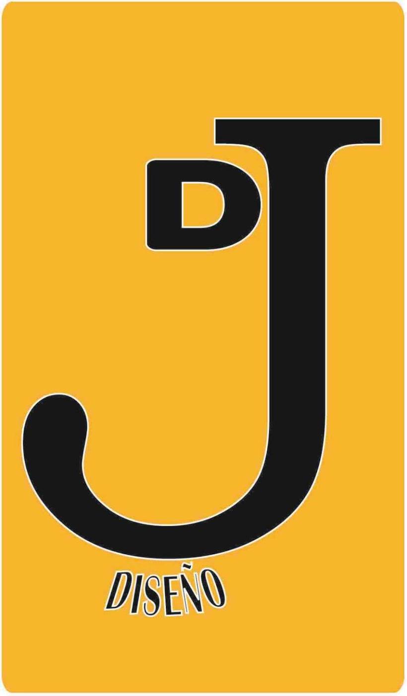Logo para DJ Diseño 9