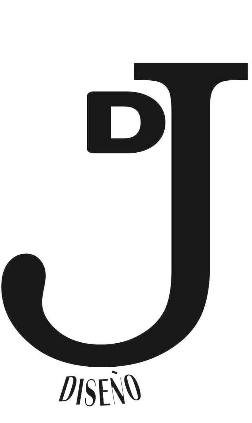 Logo para DJ Diseño 8