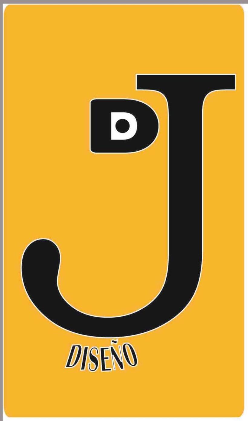 Logo para DJ Diseño 7