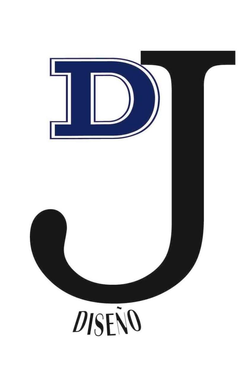 Logo para DJ Diseño 5