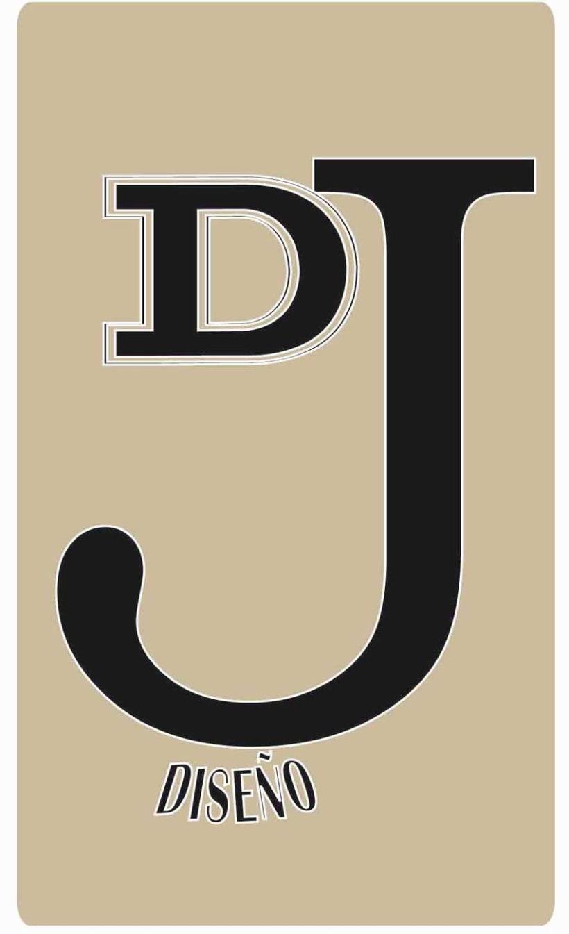 Logo para DJ Diseño 2