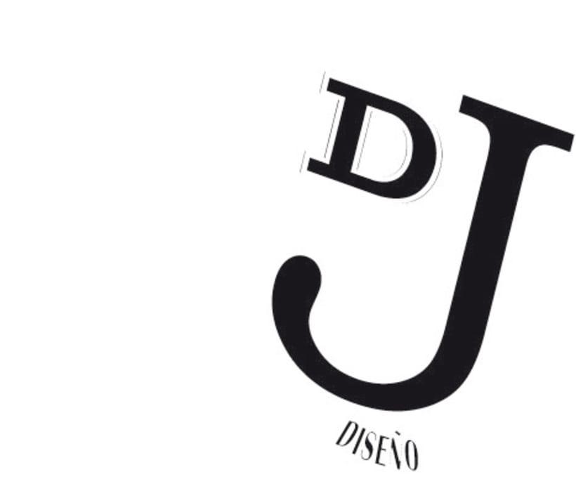 Logo para DJ Diseño 1