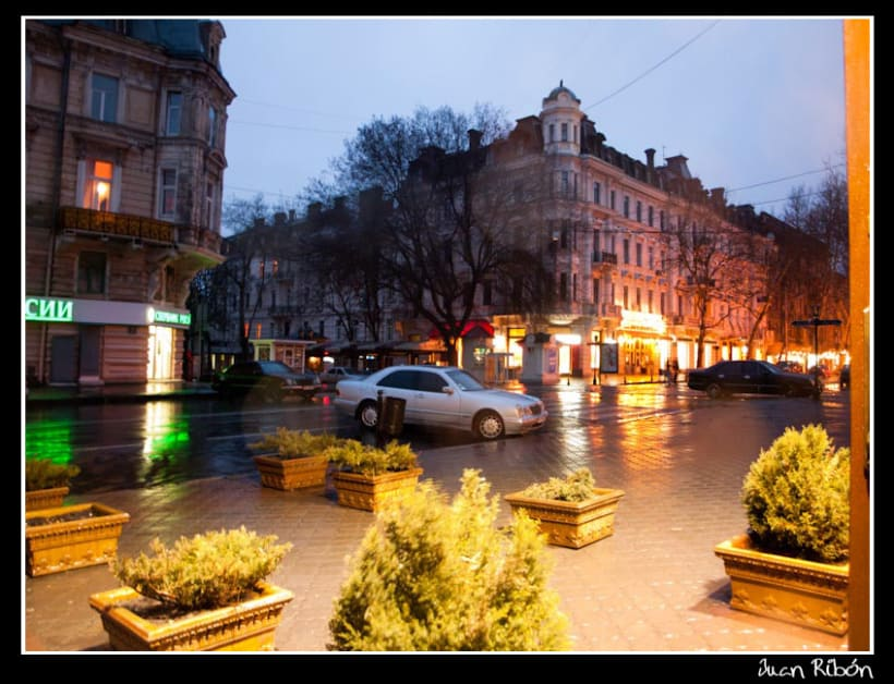 Bucharest - Chisinau - Odessa 12