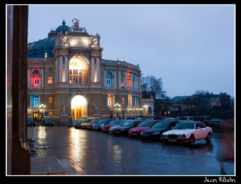 Bucharest - Chisinau - Odessa 11