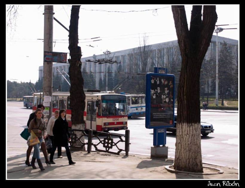 Bucharest - Chisinau - Odessa 9