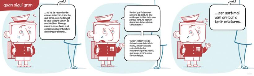 Connecta't al còmic 2011 (Proyecto finalista)  6