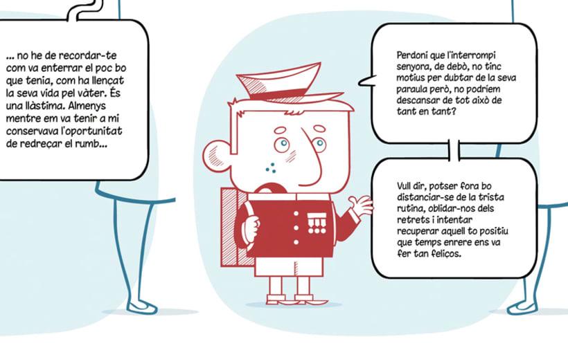 Connecta't al còmic 2011 (Proyecto finalista)  3
