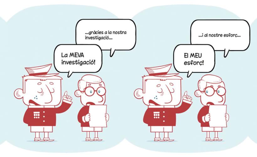 Connecta't al còmic 2011 (Proyecto finalista)  2