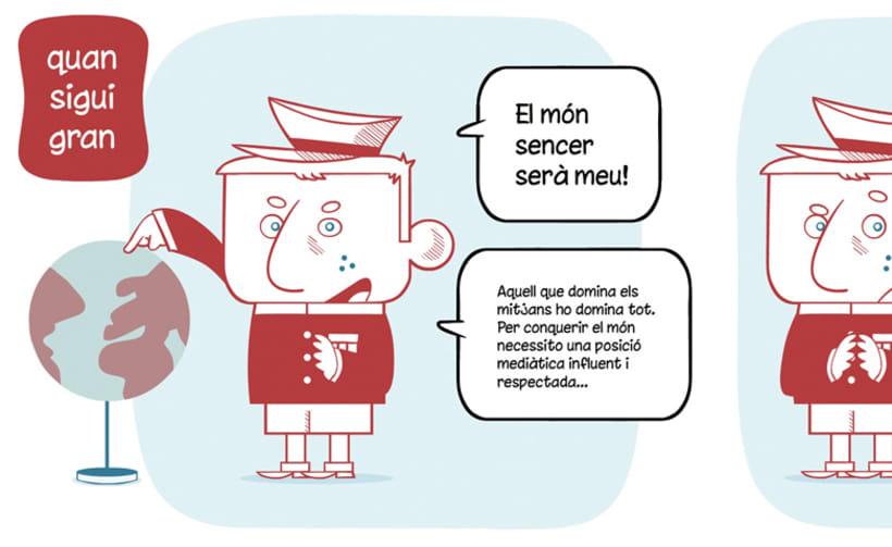 Connecta't al còmic 2011 (Proyecto finalista)  1