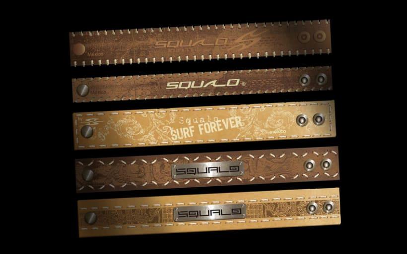 Logotipo Squalo 8