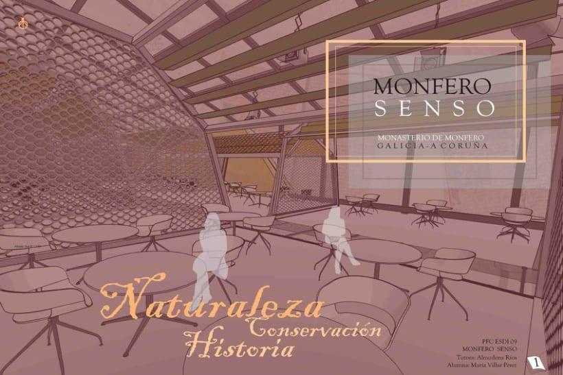 Monfero Senso. Proyecto Final de Carrera 1
