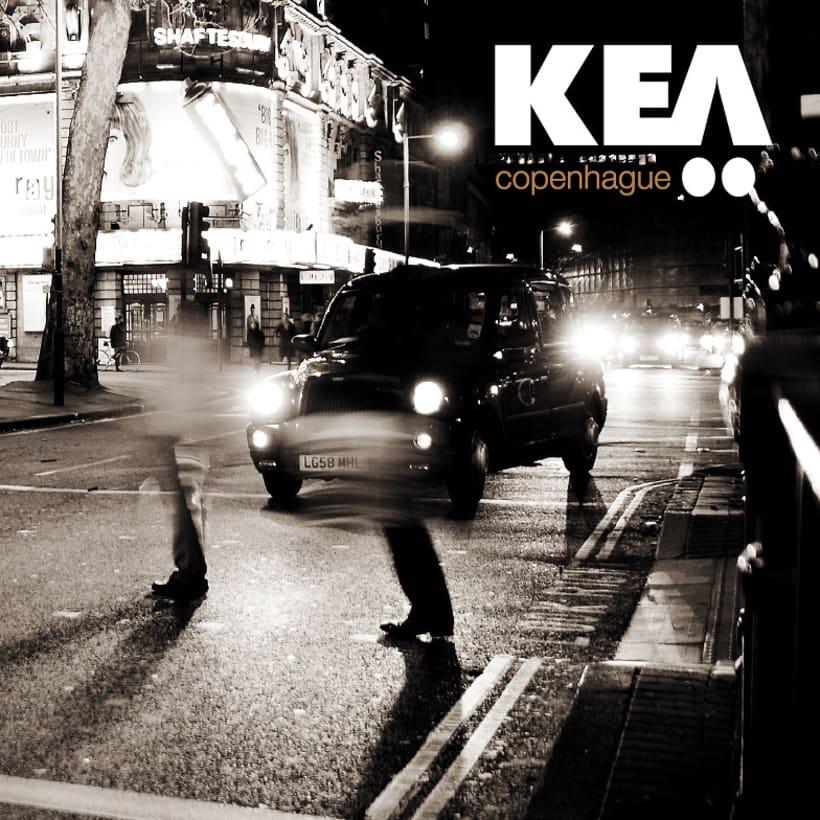 Diseño de Cd para el grupo Kea  5