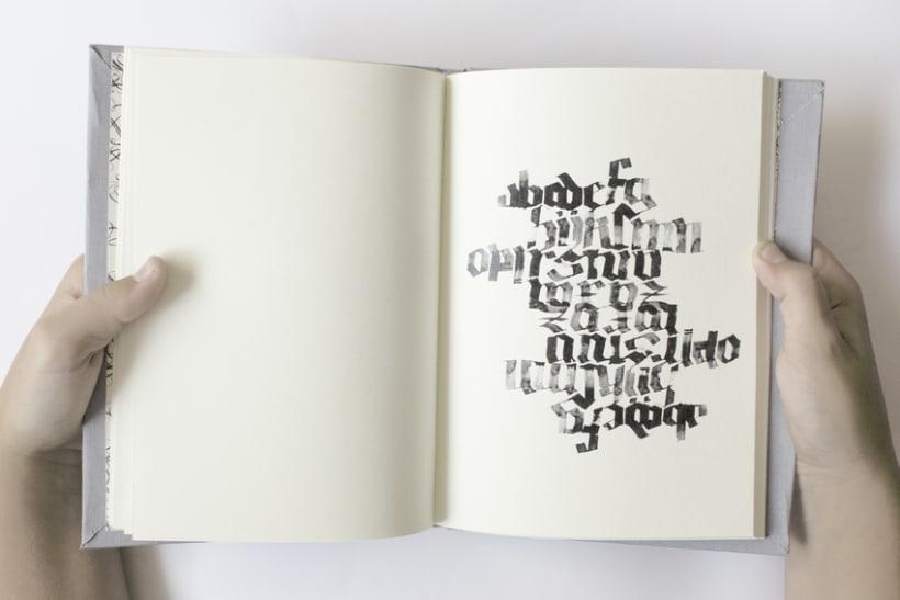 Spiegel Schrift 9
