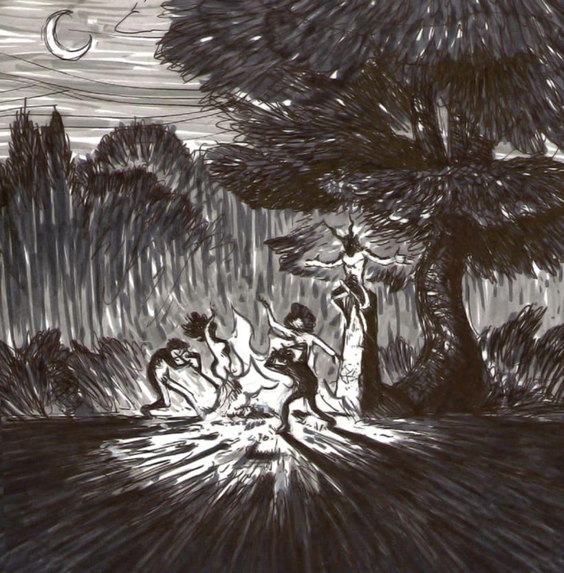 SketchBook (brujas) 1