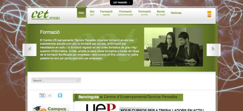Web CET Penedès 1