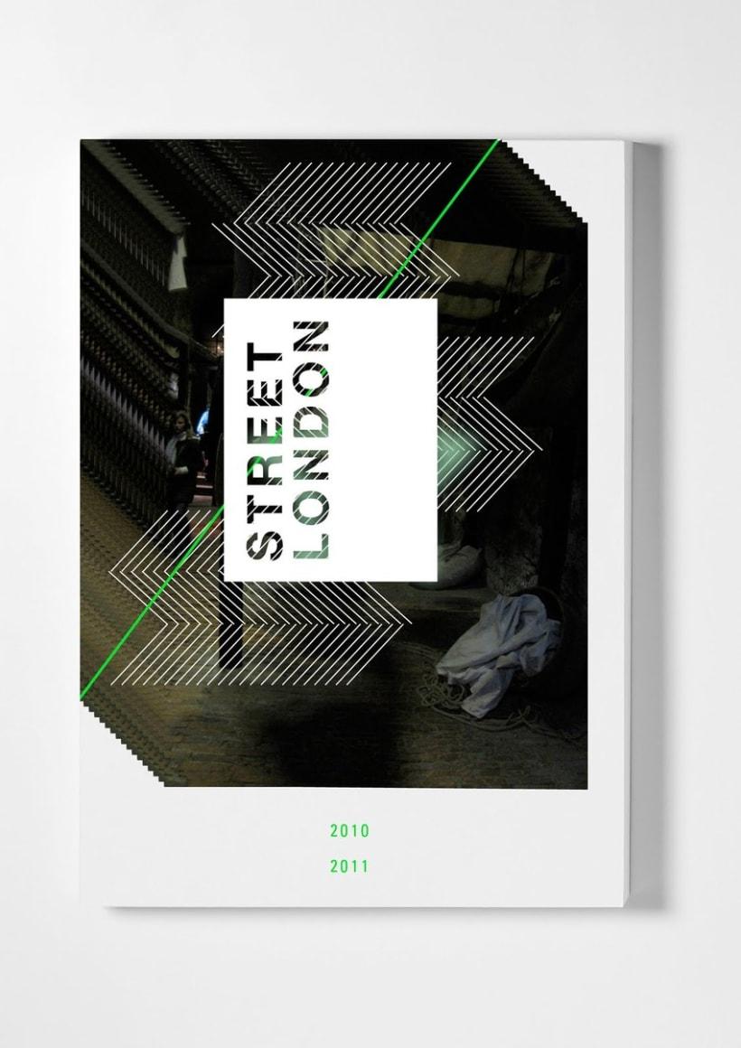STREET LONDON, BOOK 1
