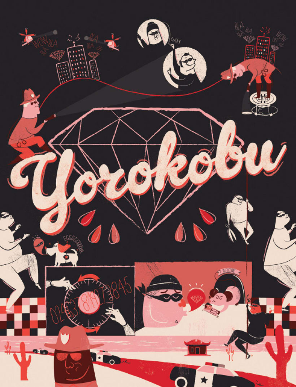 Yorokobu - portada oct'11 2