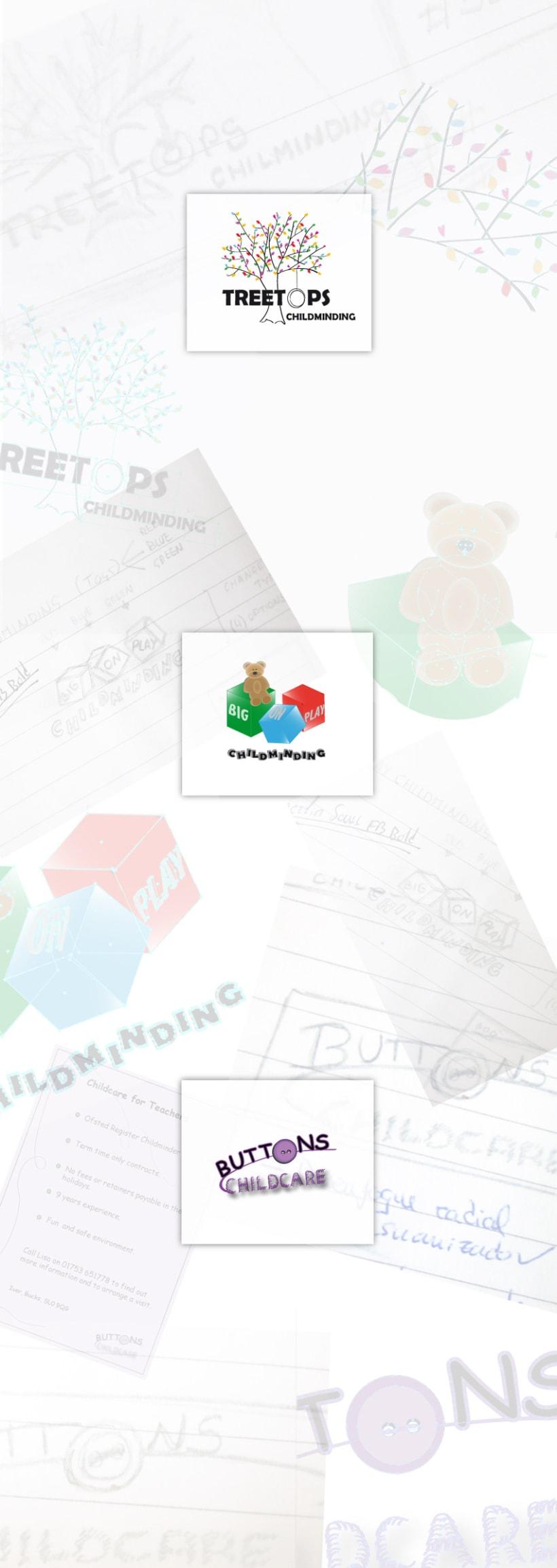 Childminding Logos 1