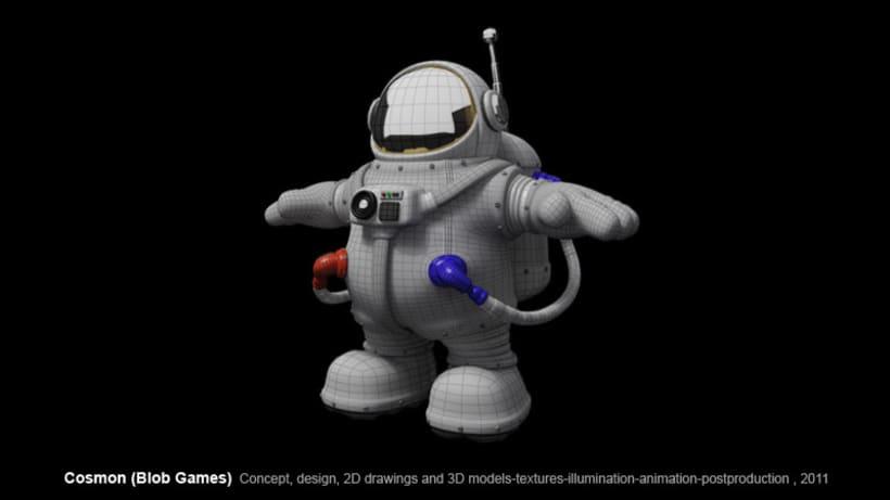 Cosmon 1