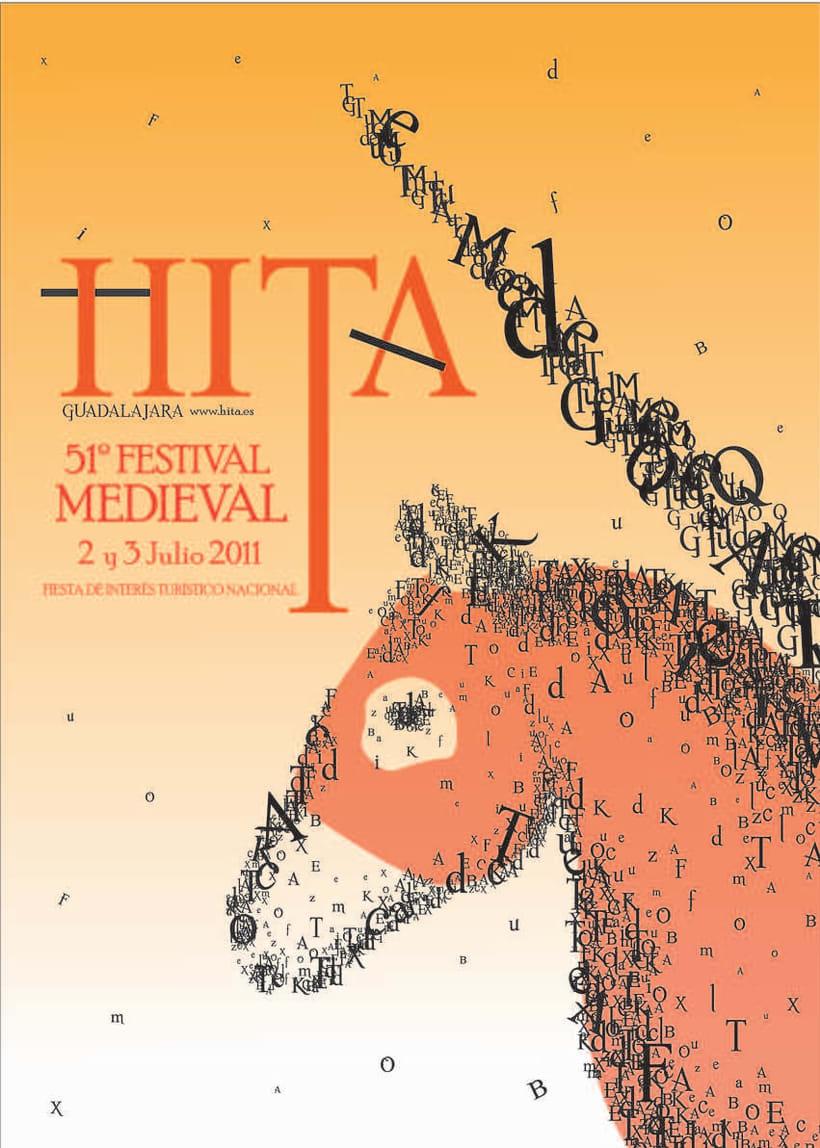 concurso 51º Festival Medieval Hita  1