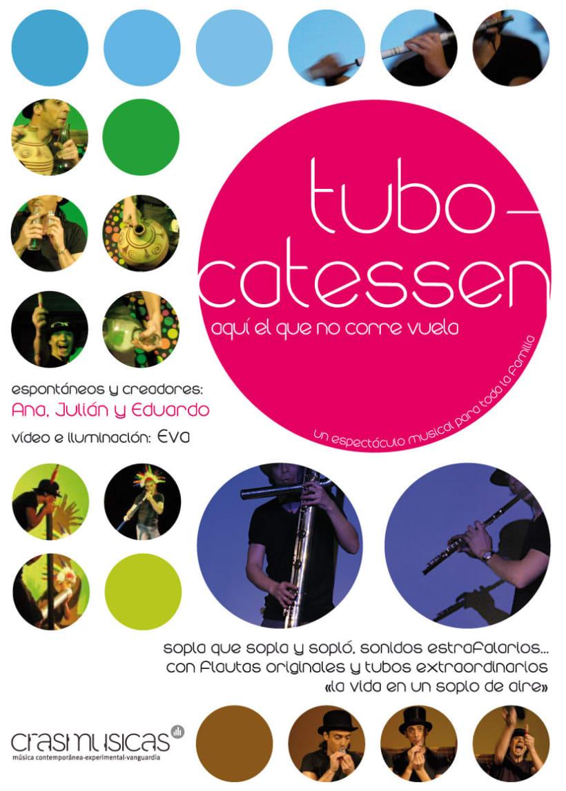 Cartel Tubocatessen 1