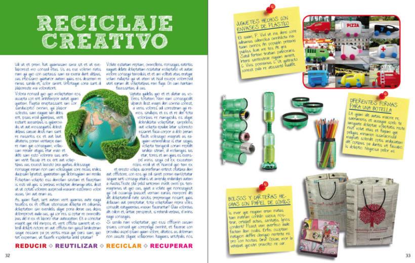 Proyecto maquetación de revista infantil 5