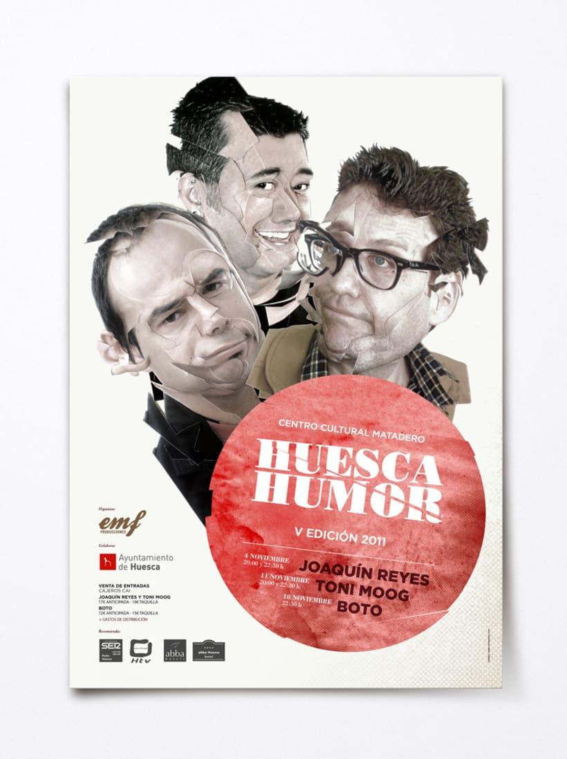 Huesca Humor 2011 1