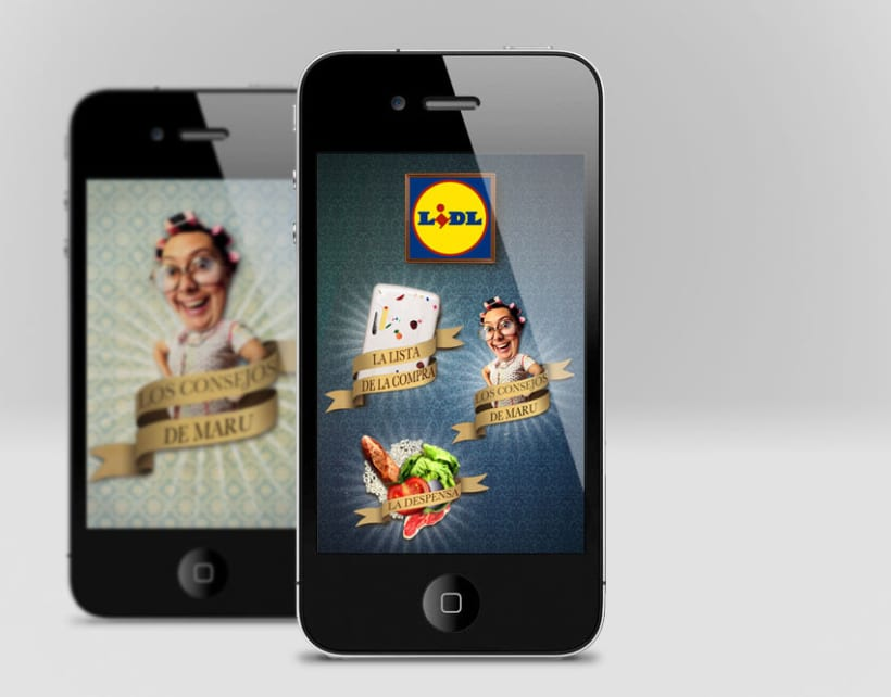 APP iPhone Lidl 1