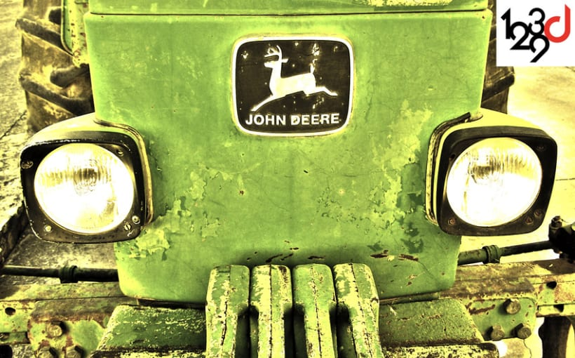 Mr.Jhon Deere 1