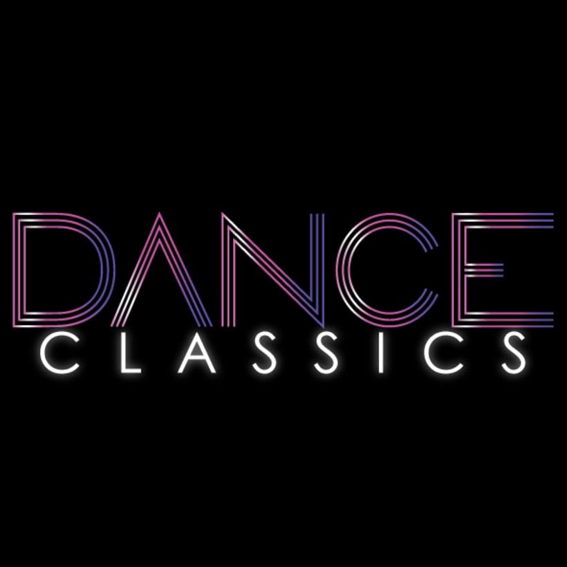 "Logotipo ""Dance classics"" 2"