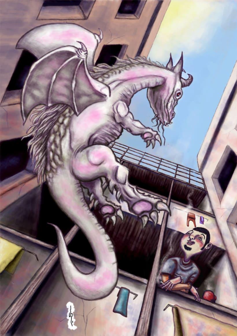 Ilustraciones fantásticas 2