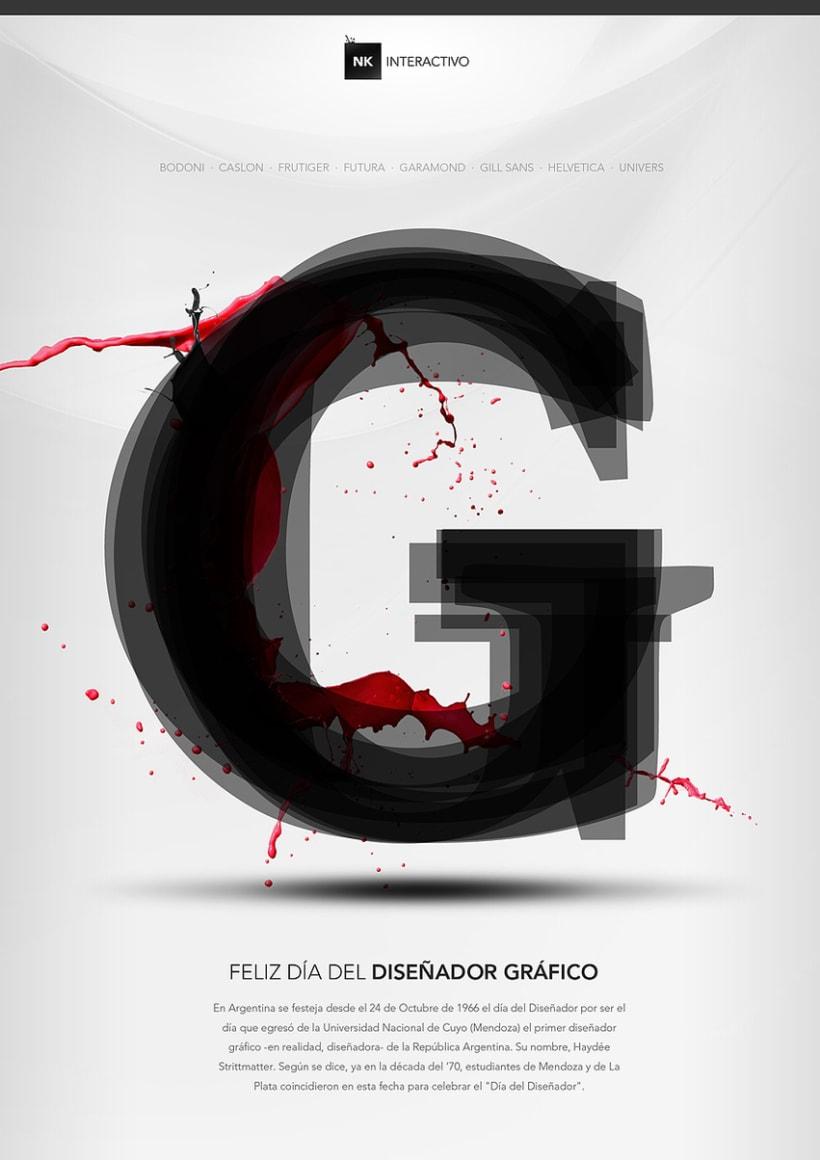 Día del diseñador en Argentina 2