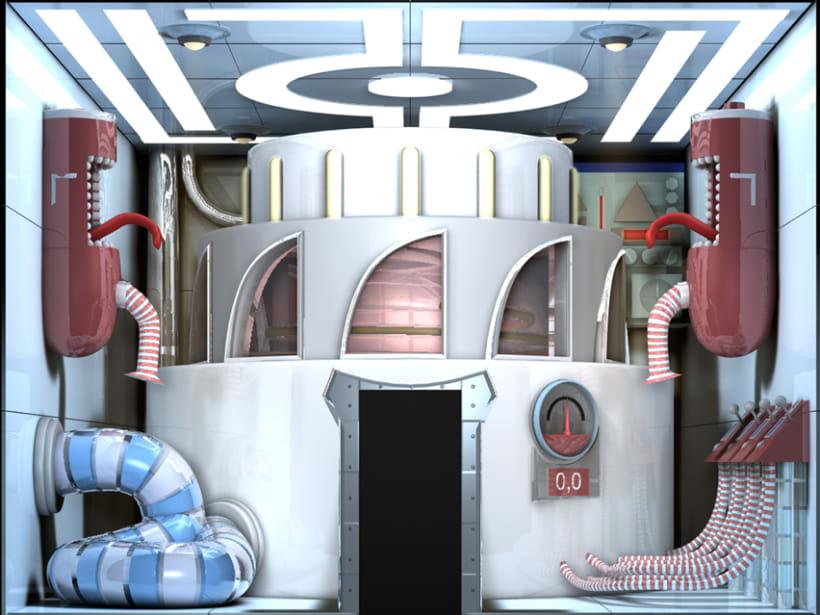 El Pastel del Futuro II 27