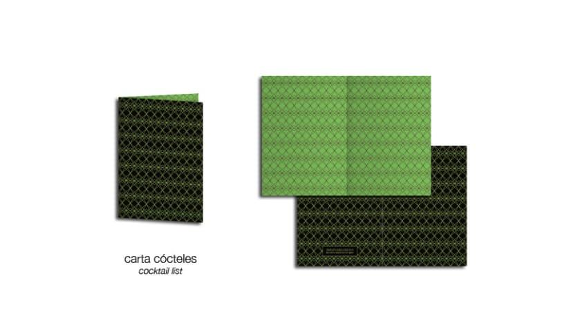Cartas Hotel Claris 7