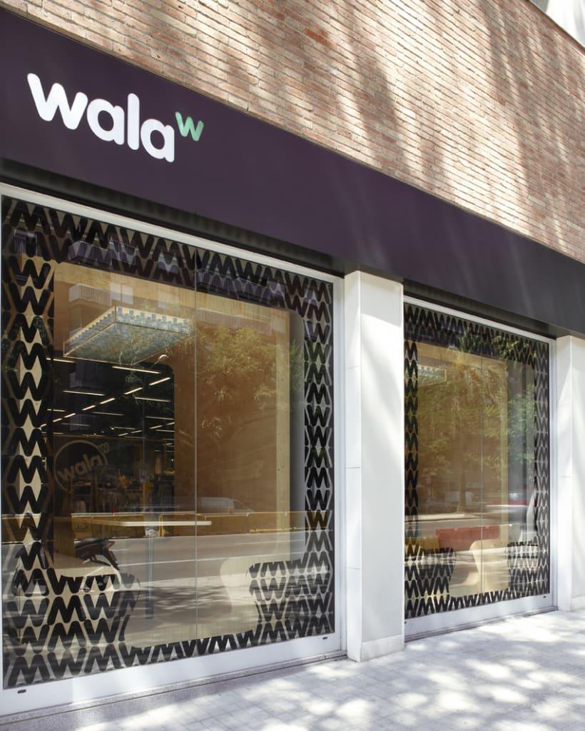 Wala. Centro Comercial 1