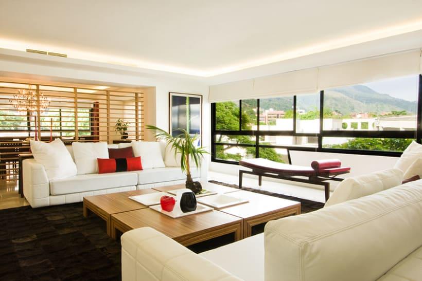 Interiores espacios residencias domestika for Interiores de residencias