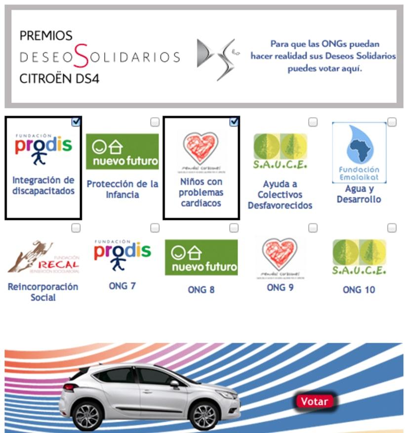 Promo Citroën 2