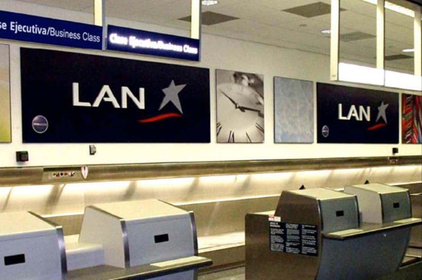 LAN Airlines 7