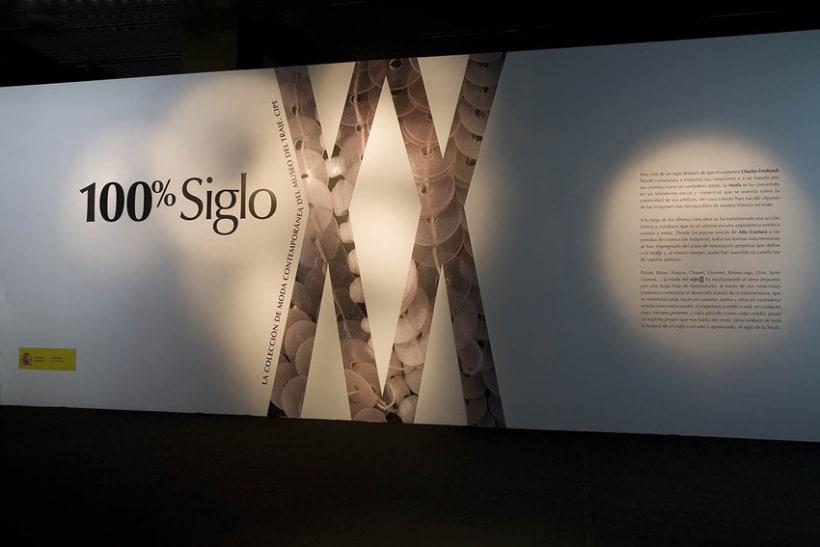Exposición 100% Siglo XX 2