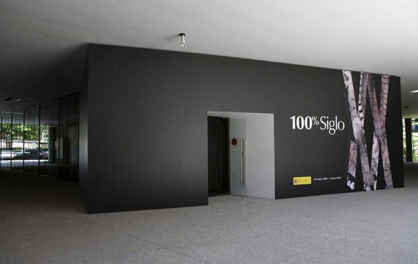Exposición 100% Siglo XX 1