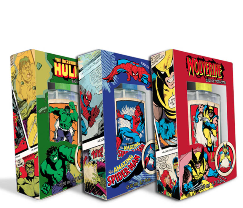 Marvel Cómics 5