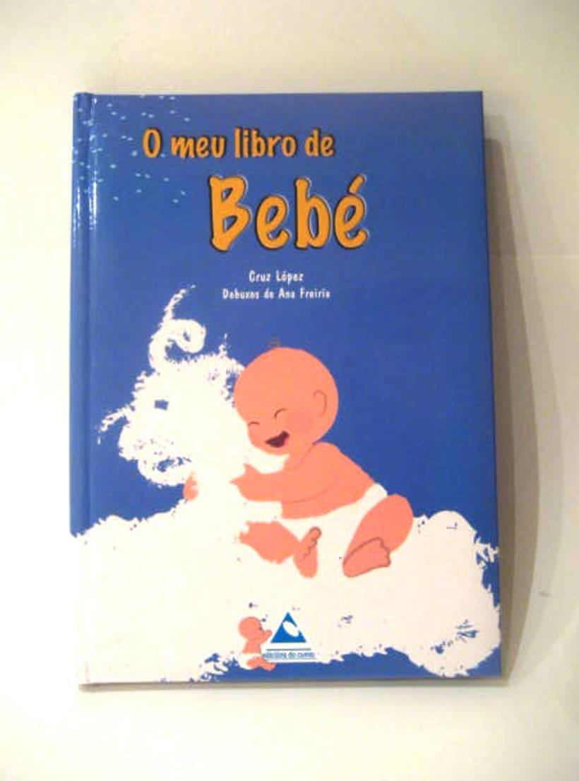 libro do bebé 1