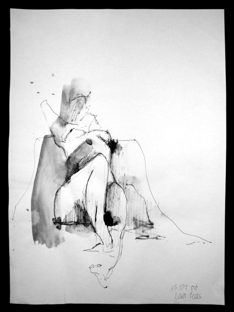 dibujos - bocetos 14