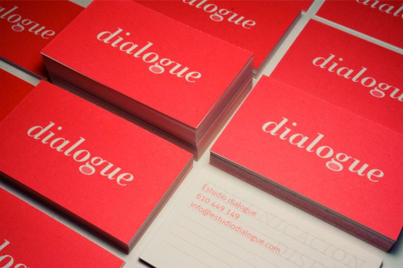 dialogue - diseño y comunicación 1